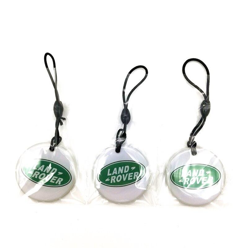 1Pcs 125khz RFID T5577/T5557/T5567 Rewritable Copy Clone Blank Door Keys Keychain Token Tags Keyfobs Cards