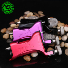 New Powerful Rotary Tattoo Machine 3 Color For Choose Tattoo Gun Quiet Motor Tattoo Supply