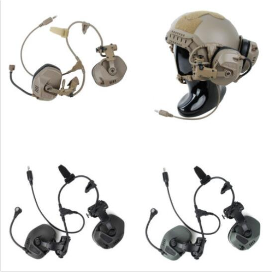 2019 Sale Time limited Men Airsoft Helmet Ski Tactical Rac Headset For Fast Maritime Sf Highcut