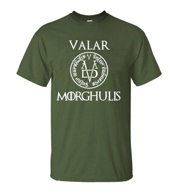 Valar Morghulis  T-Shirts  2