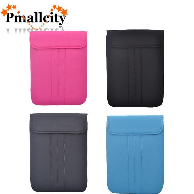Notebook à prova d água Caso Bolsa Protetora para 17.3 17 15.6 15 14 13.3 12 11.6 polegada Laptop Sleeve suave capa de transporte sacos de malote