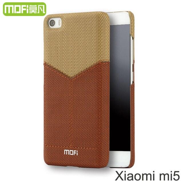 Caso capa dura xiomi xiaomi mi5 xioami mi 5 pro prime 128 gb xaomi m5 funda volta capas de couro carteira slot para cartão coque m 5 64 gb