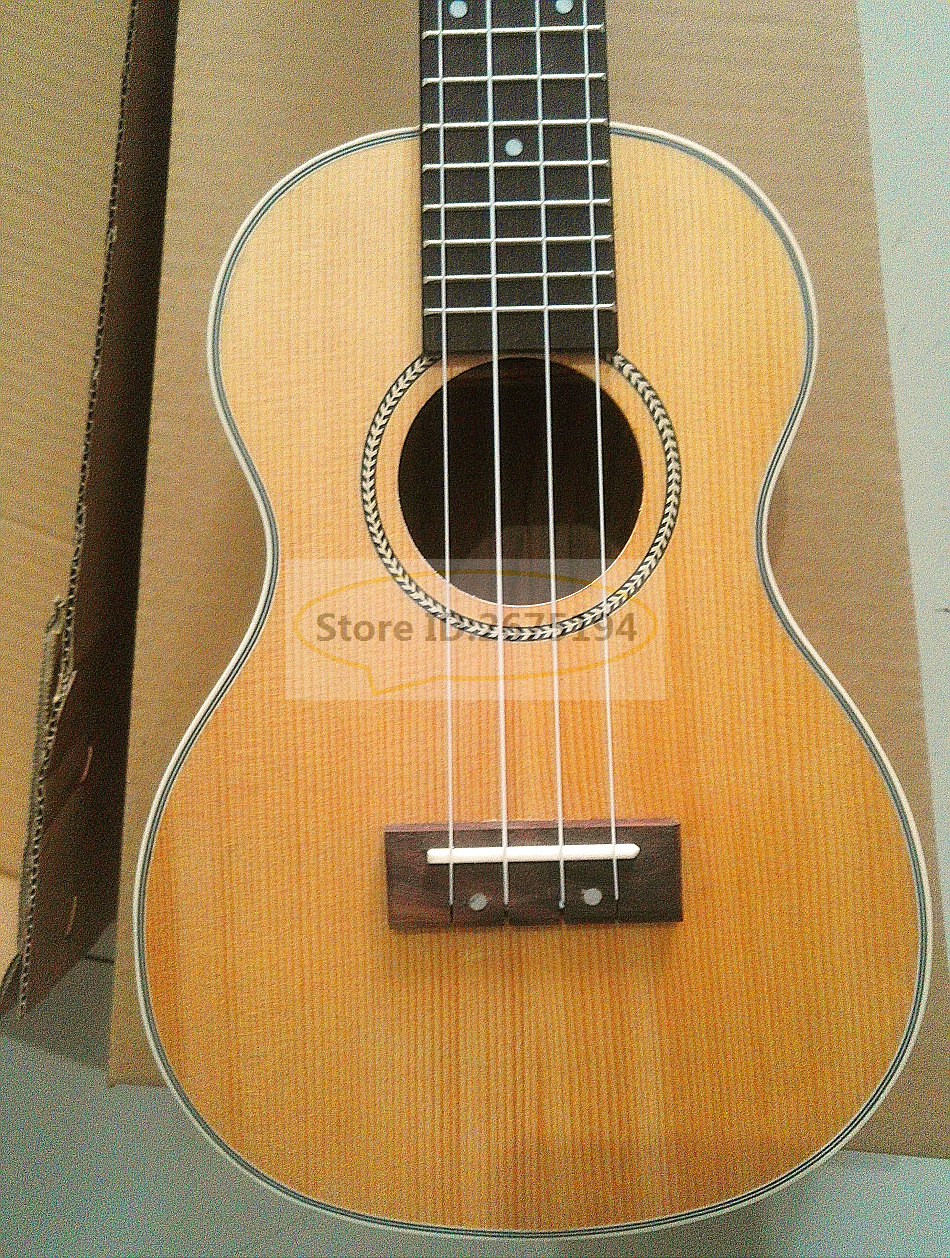 Free shipping,Direct manufacturers, ukulele acoustic guitar, spruce wood panel rose wood north side tone and surprise gift high quality solid wood guitar 41 inch spruce wood panel acoustic guitar guitarra free shipping