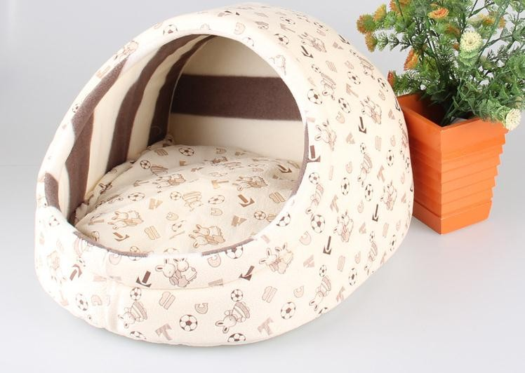 Pet Bed House Nest For Dog and Cat - Washable 7