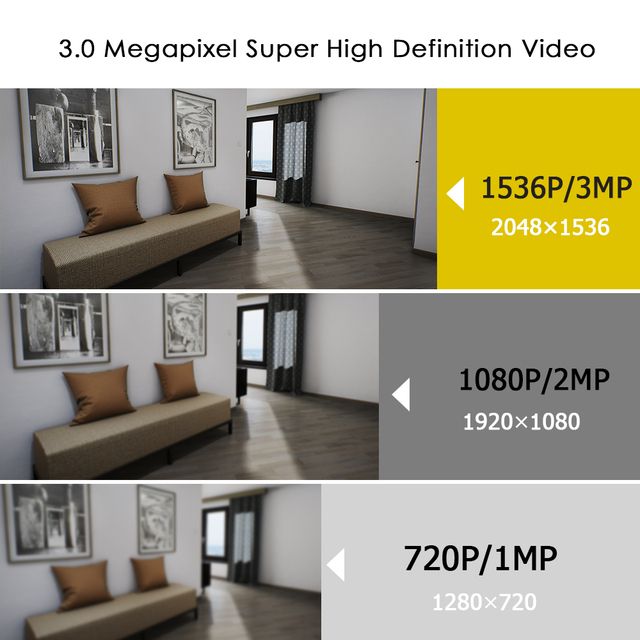 Hiseeu 1080P 1536P IP Camera Wireless Home Security Camera Surveillance Camera Wifi Night Vision CCTV Camera 2mp Baby Monitor 1