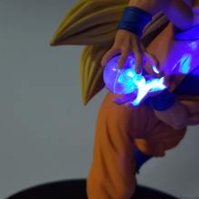 Dragon Ball Z Son Goku Table Lamp Toy