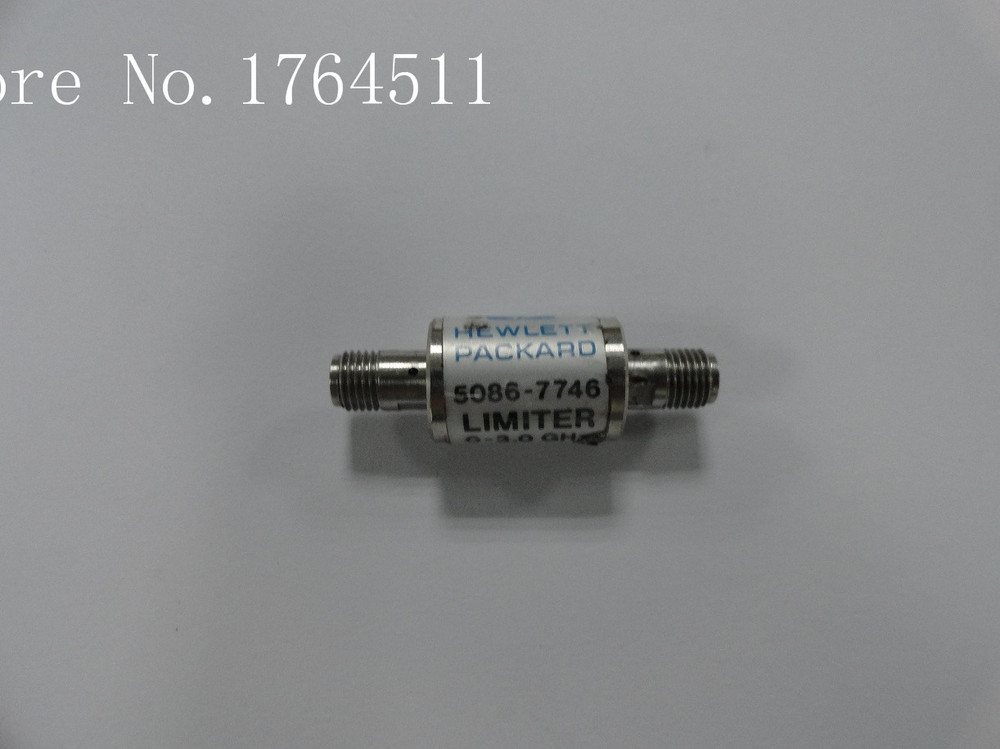 [BELLA] ORIGINAL 5086-7746 DC-3GHZ RF Coaxial Microwave Limiter SMA