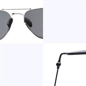 Image 5 - Youpin Ts Merk Sunglass Nylon Gepolariseerde Roestvrij Zon Lenzen Glasse Smart Retro Uv Proof Outdoor Reizen Voor Man Vrouwen h20