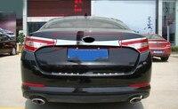 For Kia Optima/K5 2011 ABS Chrome Rear Trunk Lid Cover Trim