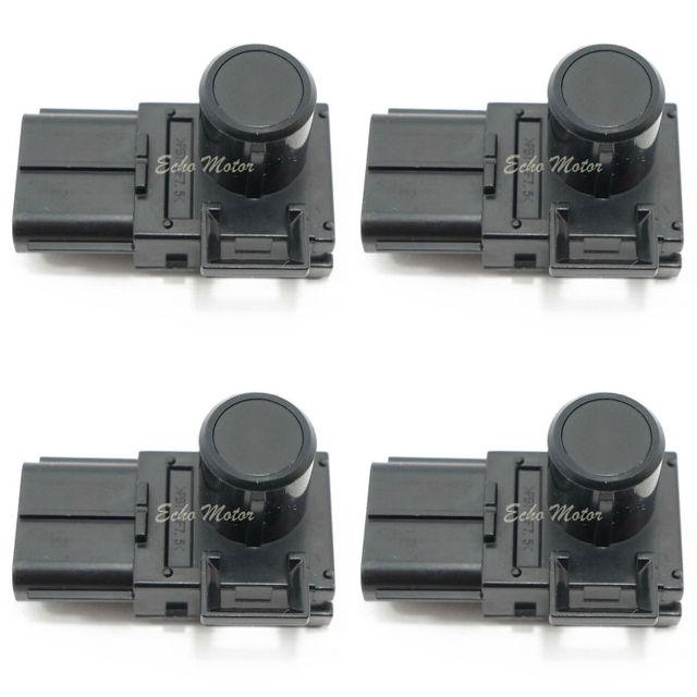 New SET (4) 89341-48010 PDC Parking Sensor Bumper Reverse Assist for Toyota  188300-0550