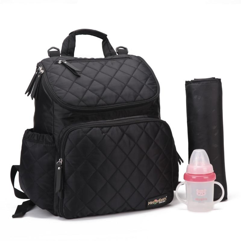AIMABABY пеленка сумка Мода мумия Материнство подгузник сумка бренд Детский рюкзак для путешествий Органайзер для подгузников Сумка для кормл...