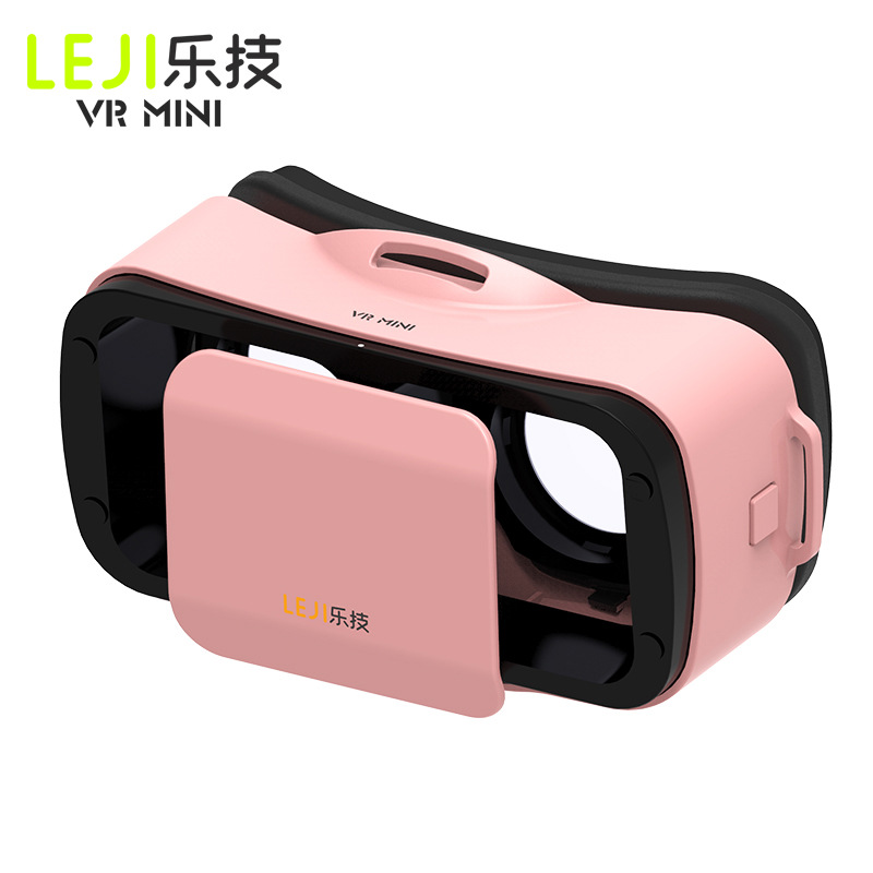 "2016 New Come <font><b>LEJI</b></font> <font><b>VR</b></font> <font><b>Mini</b></font> <font><b>VR</b></font> BOX 3.0 Google Cardboard 3D <font><b>Glasses</b></font> <font><b>Virtual</b></font> <font><b>Reality</b></font> Helmet <font><b>VR</b></font> Headset for 4.5""-5.5"" Smart Phone"