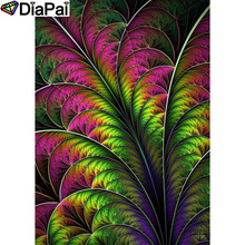 DIAPAI 100% Full Square/Round Drill 5D DIY Diamond Painting Flower landscape Diamond Embroidery Cross Stitch 3D Decor A19458 diapai 100% full square round drill 5d diy diamond painting flower landscape diamond embroidery cross stitch 3d decor a21095