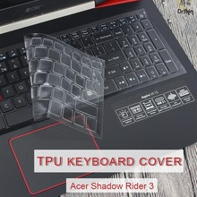 Laptop TPU Ultra-thin keyboard cover for Acer VX5-591G AN515