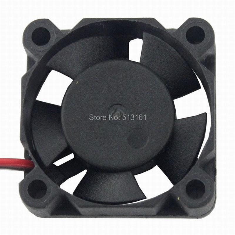 Купить с кэшбэком 5pcs/lot Gdstime Cooler 2Pin 3010 3CM 30mm Brushless DC 12V Cooling Cooler Fan 30x30x10mm