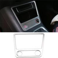 Lane Legend Case For Volkswagen Vw Tiguan 2010 2016 Center Control Panel Trim Sticker Storage Box