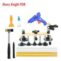 Dent Puller Kit Car Paintless Dent Repair Hail Removal Kit PDR Tool