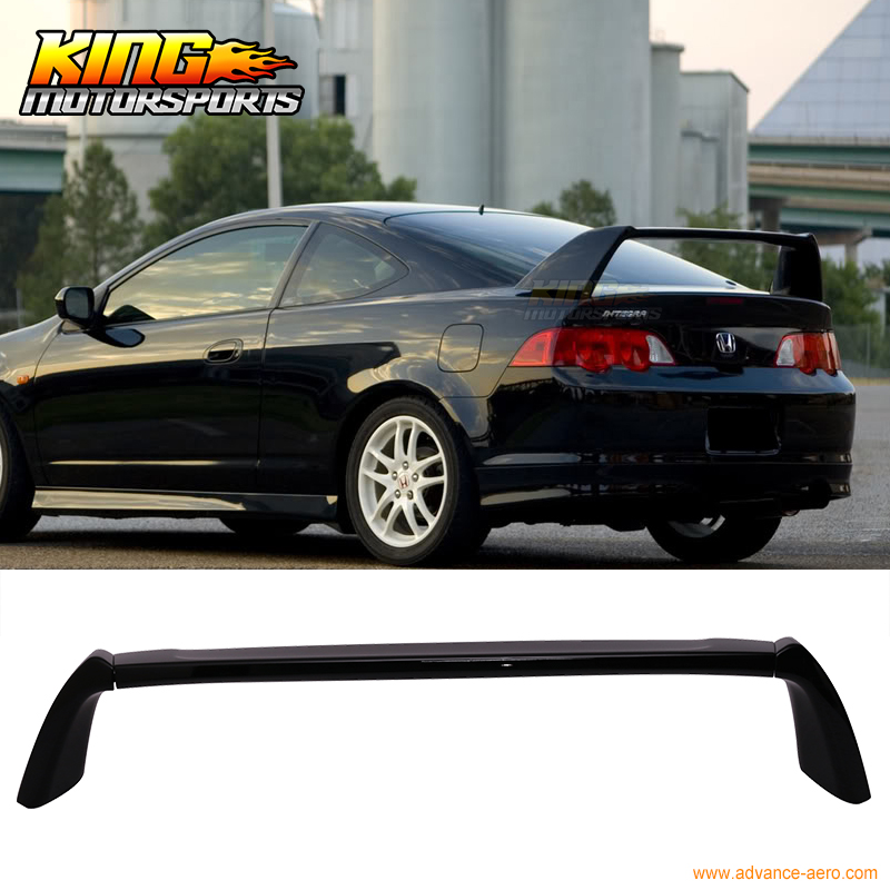 For 02 06 ACURA RSX DC5 Type R Trunk Spoiler OE Painted