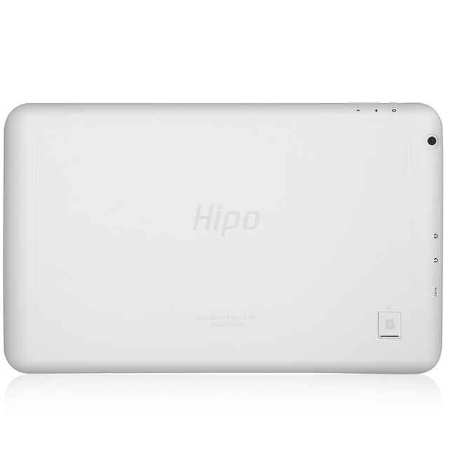 HIPO A106 Android 5.1 Tablet PC 10.6 inch Allwinner A33 Quad Core 1.3GHz 1GB /16GB Bluetooth 4.0 OTG WiFi Dual Cameras PC Tablet