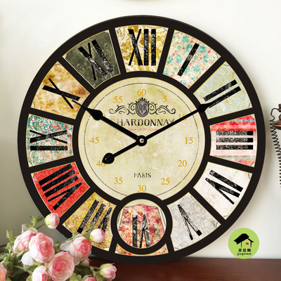 Online Buy Wholesale large wall clocks sale from China large wall