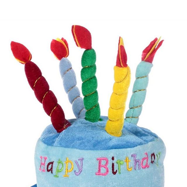 Birthday Cake Shaped Hat