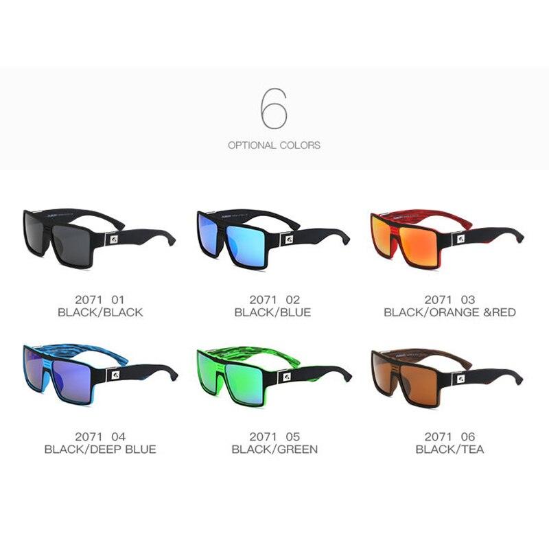 45a8fa2b8a DUBERY Polarized Sunglasses Men Aviation Driving Shades Male Sun Glasses  Men Square Luxury Brand Designer Zipper Box 729-in Sunglasses from Apparel  ...