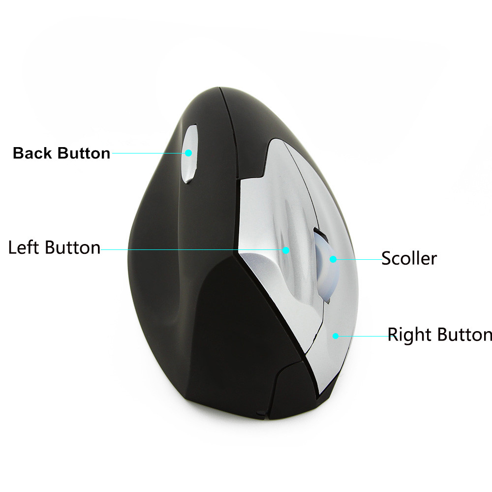 Left-Hand-Mouse-Version-Ergonomic-Gaming-Mouse-Anti-Mouse-USB-Receiver-1600-DPI-Wireless-Mouse-for