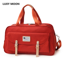 Large Capacity Men Women Hand Luggage Travel Duffle Travel Bags Weekend Shoulder Bags Multi-functional Overnight Duffel Bag