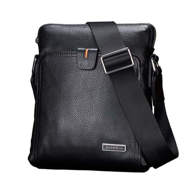Повседневное натуральная кожа мужские сумки бизнес мужская мода сумка Марка дизайнер мужская сумка