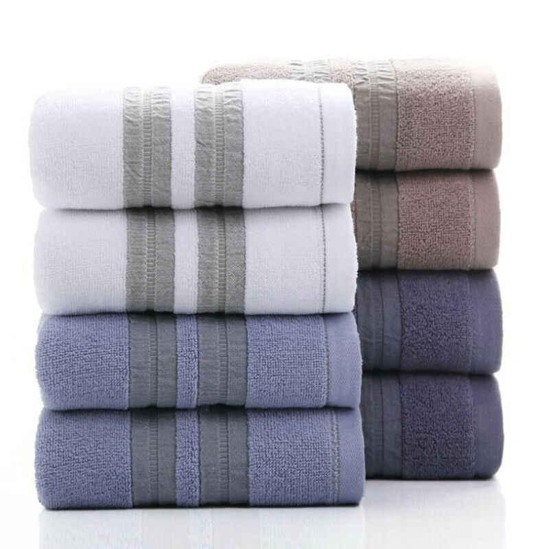New Arrival miękkie bawełniane ręczniki kąpielowe dla dorosłych chłonne Terry luksusowe ręczniki kąpielowe plażowe arkusze dla dorosłych mężczyzn kobiety podstawowe ręczniki