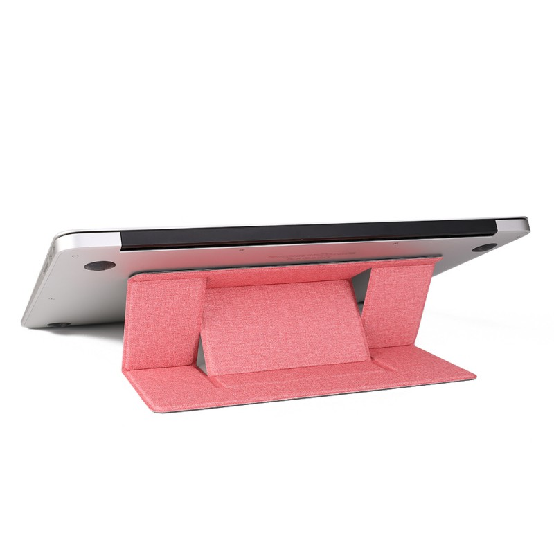 Invisible Laptop Stand Foldable With Adjustable Bracket For Laptops And Tablets
