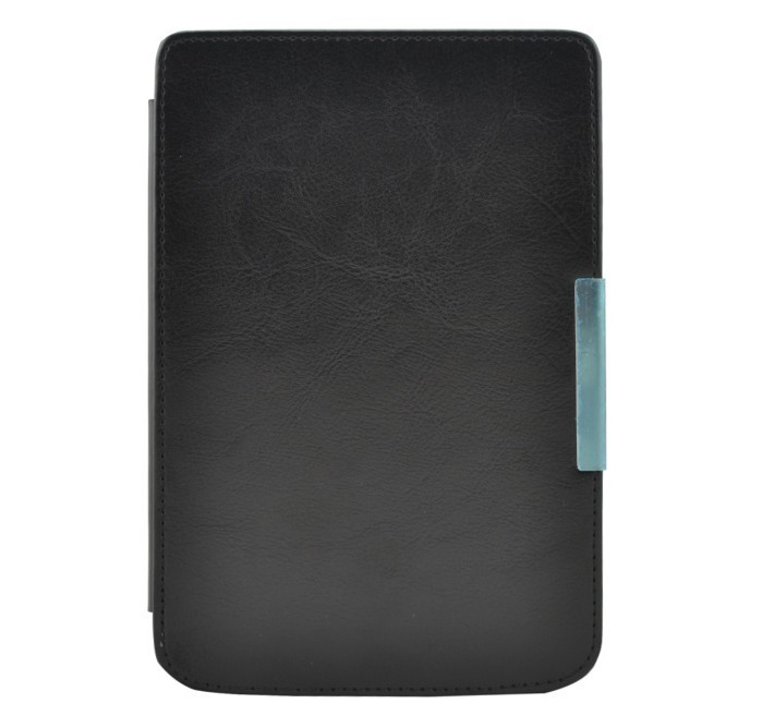 New Crazy Horse Magnetic Flip Leather Cover Case For Pocketbook Touch 614624626 6 6 inch Free Shipping (2)