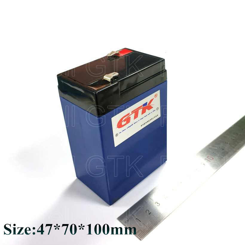 Detail Feedback Questions about Lifepo4 battery 6v 4 5 Ah 6