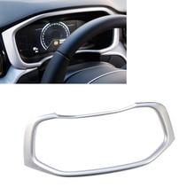 Car Styling ABS Matt font b Interior b font Front Center Dashboard Instrument Panel Trim For