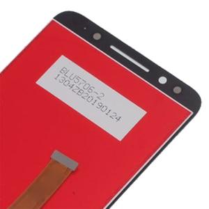Image 5 - 100% test für Alcatel 3X5058 5058A 5058I 5058J 5058T 5058Y LCD display + touch screen komponenten digitizer reparatur teile + werkzeuge
