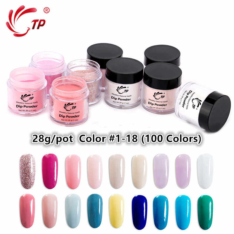 Detail Feedback Questions about TP 28g (1OZ) Dip Powder 100 Colors