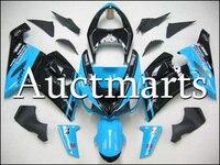 Fit dla kawasaki ZX-6R 2005 2006 Wtrysk Moiding Plastik ABS motocykl Fairing Zestaw Nadwozie Ninja ZX6R 05 06 636 CB31