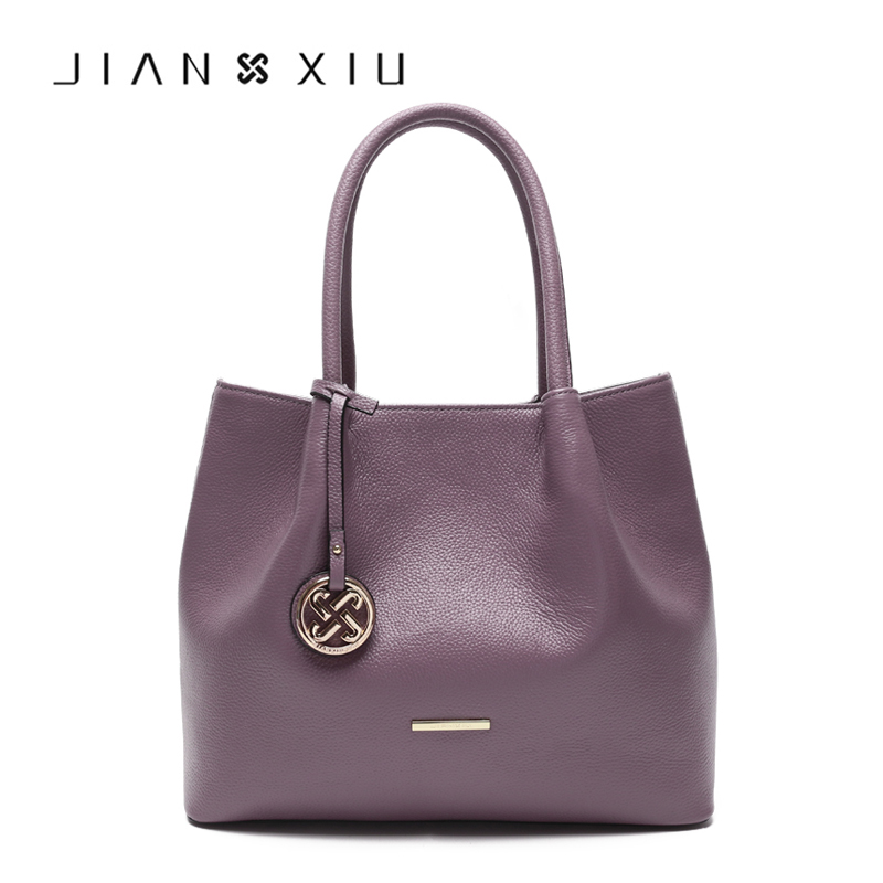 Genuine Leather Handbag Bolsa Feminina Luxury Handbags Women Bags Designer Sac a Main Bolsos Mujer Bolsos Big Tote Shoulder Bag jianxiu luxury handbags women bags designer genuine leather handbag bolsa feminina sac a main bolsos 2017 vintage shoulder bag