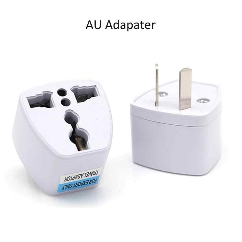 New Arrival najlepsza cena uniwersalny wielka brytania, usa, AU, aby ue AC gniazdo zasilania wtyczka adapter ładowarka podróżna konwerter Jun30