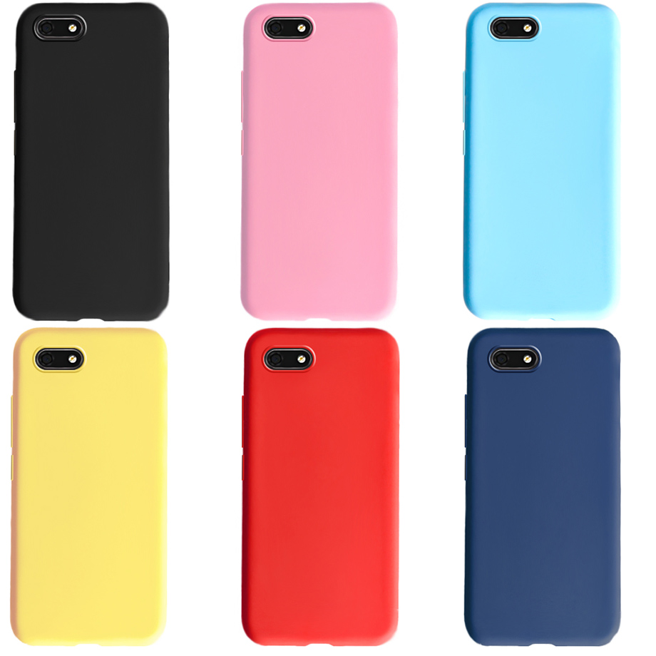 Honor 7s Case Silicone Cover 5.45