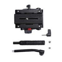 VD M8 Lightweight Hydraulic Video Head 360 Degree for Tripod & Monopod CR88