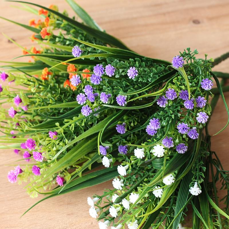 5 kahvli / tükkide kaunistamiseks Pulmad dekoratiivsed lilled - Pühad ja peod - Foto 3