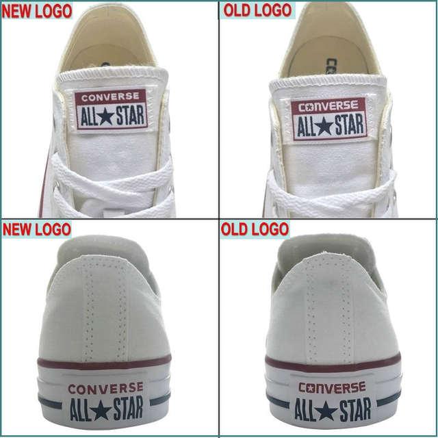Nuovo Converse All Star delle donne scarpe di tela della