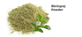 100% Bhringraj en polvo 100gm Natural de buena calidad para tratamientos capilares y sin químicos envío gratis