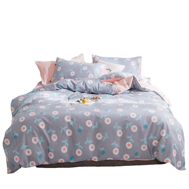beautiful flowers duvet cover set 100 cotton bedding sets