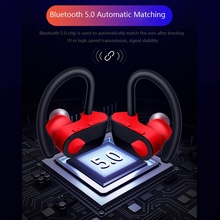 sport Wireless Headphones Q9 TWS Earbuds Wireless Bluetooth Earphone Stereo Handsfree Headset With Mic for apple iPhone Hono 2017 newest k6 business bluetooth earphone headphones stereo wireless handsfree car driver bluetooth headset with storage box