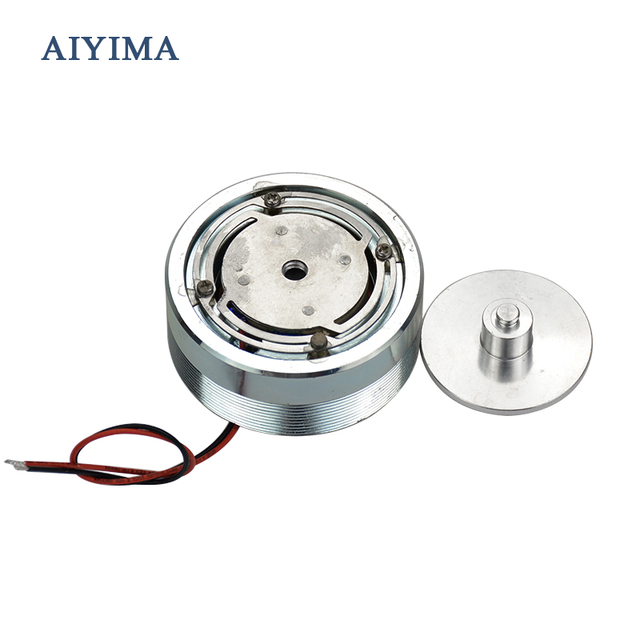 1Pc Aiyima 2Inch Resonance Speaker Vibration Strong Bass Louderspeaker All Frequency Horn Speakers 50mm 4 Ohm 25 W 1