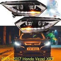 HID,2014~2017,HRV Car Styling for HR V HR V XR V Headlight,xrv,insight,Passport,ridgeline,pilot, Delsol,XRV head lamp,VEZEL