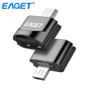 Eaget EZ02-M Adapter Micro USB to USB 2.0 OTG Cable Adapter for USB Flash drive OTG For Android Memory stick Adapter Cheap
