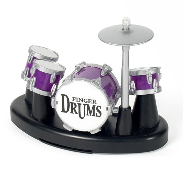 Originality Finger Drums Tabletop Electric Drum SetNovelty Mini Rock Finger Touch Drumming LED Light  sc 1 st  AliExpress.com & Originality Finger Drums Tabletop Electric Drum SetNovelty Mini ...